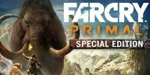 [Kinguin] [PayPal only] Far Cry Primal SE (Special Edition) inkl. DLC  (PC/Uplay) für ~18,59 € + Easter Surprise Egg
