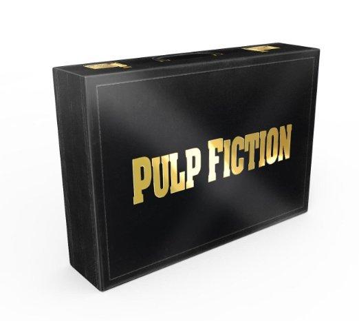 [Zavii] Pulp Fiction The 20th Anniversary Deluxe Box Blu-ray für 26,99 € (englische Tonspur)