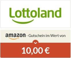 [Lottoland] Neukunden: 25 Rubbellose für 2€ + 10€ Amazon Gutschein von [Spartanien]