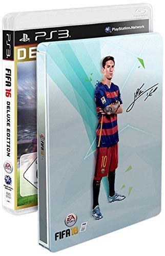 FIFA 16 - Deluxe Edition inkl. Steelbook (exkl. bei Amazon.de) - [PlayStation 3] für 29,97€ und XBox für 34,97€