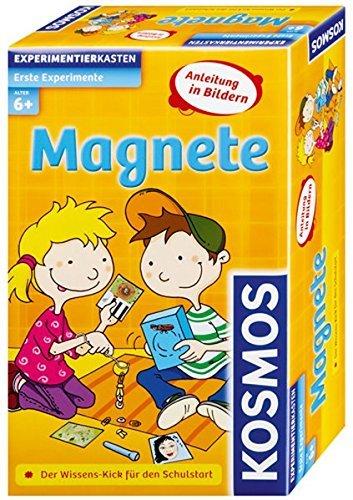 Kosmos 602185 - Erste Experimente Magnete 7,99 statt 9,49