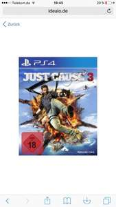 [Amazon.co.uk] Just Cause 3 34,40€ PS4