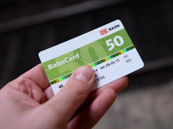 [Bestätigt] 25% Rabatt auf Sparpreis mit BahnCard 50 (Reisezeitraum: 01. April  - 10. Dezember)