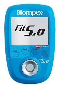 [Amazon.fr Tagesangebot] Compex Fit 5.0 Electrostimmulations-Gerät (blau) für 323,12 €