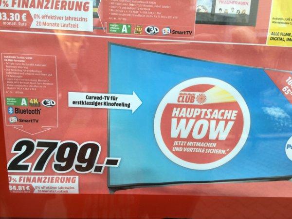 @Media Markt Mtz Sulzbach Panasonic 65crw854