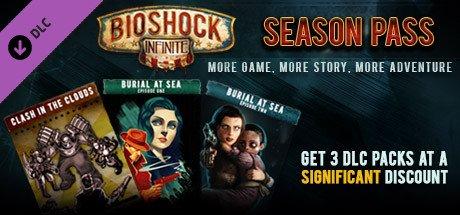 (Steam) BioShock Infinite - Season Pass für 4,25€ @ macgamestore