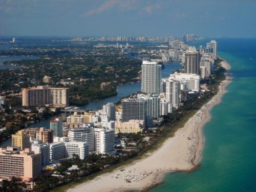 Flüge: Amsterdam – Miami ab 360€ im April auch Osterferien (Hin- u. zurück)