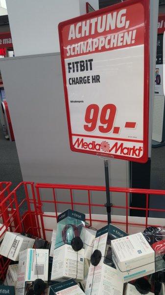 """[LOKAL] Media Markt """"Wiesbaden"""" Fitbit Aktivitätstracker Charge HR für 89,10€ bis 29.03.16 99€-10%"""