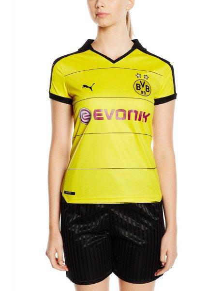 [Amazon (Prime)] BVB Borussia Dortmund Heimtrikot Damen (Saison 15/16)