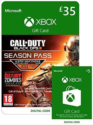 [Amazon.co.uk] 40£ Xbox guthaben  für 29,99£
