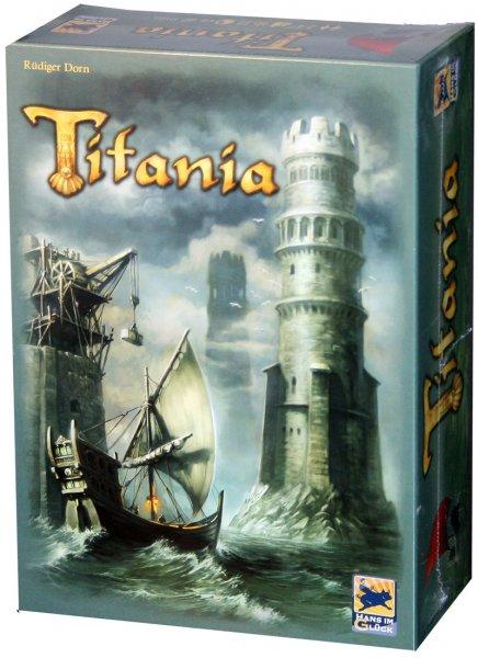 [Spiele-Offensive] Titania | 52% Ersparnis | Brettspiel | Gesellschaftsspiel