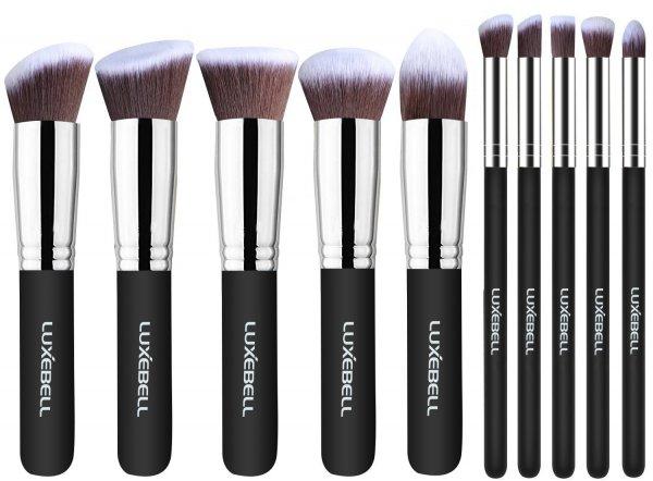 Amazon LuxeBell® 10 Stk. Makeup-Pinsel-Set € 6,90