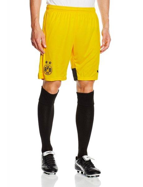 [Amazon Prime] PUMA Herren Hose BVB Replica Shorts in Gelb. Ab 10,31 Euro