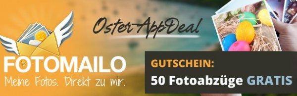 50 Fotoabzüge für 0,99€ inklusive Versand (sollten zurückerstattet werden) @Fotomailo