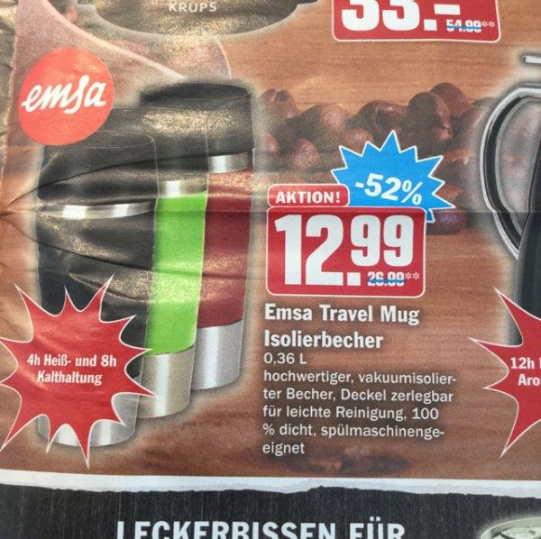 Emsa Travel Mug Isolierbecher bei Hit
