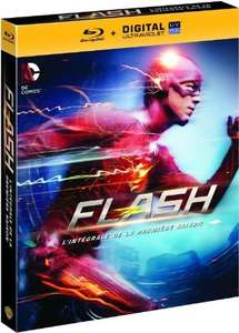 The Flash Staffel 1 [Blu-ray + UV Copy] inkl. Vsk für 26,67 € > [amazon.fr]