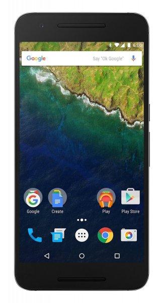 [Amazon.fr] Google Nexus 6P (5,7'' QHD Amoled, Snapdragon 810 Quadcore, 3GB RAM, 8MP + 12,3MP, Aluminium-Gehäuse, USB Type-C, 3450 mAh, Android 6) mit 64GB für 514,82€ & mit 128GB für 595€