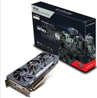 MF Mindstar 8192MB Sapphire Radeon R9 390X Nitro + Hitman für 349€