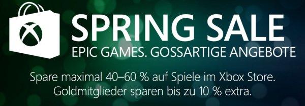 Microsoft Spring Sale: FIFA 16 (Xbox) für 27,99 mit Gold, NHL 16 16,49,  NBA16k für 24,99 oder PES