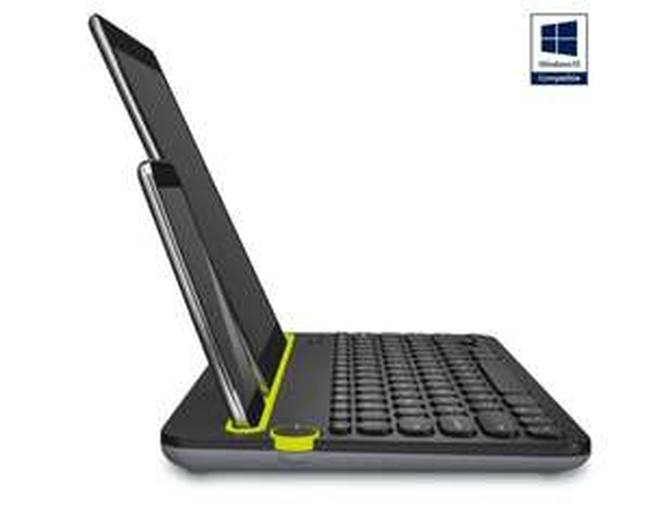 Logitech K480 kabellose Bluetooth-Tastatur