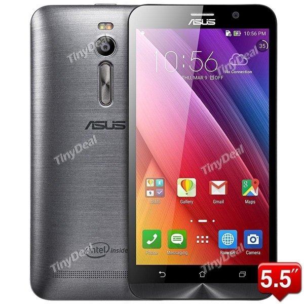 [TinyDeal] Asus Zenfone 2 32GB / 4GB RAM 1,8 GHz Versand aus DE