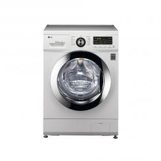 LG Waschmaschine F 1496 TDA 3 H für 399 € inkl. Lieferung bis zur Vewendungsstelle - EEK A+++, 8 kg, 1400 U/min, Inverter Motor mit DirectDrive, Schleuderwirkungsklasse A