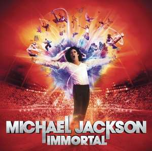 Amazon : CD Michael Jackson - Immortal  - Nur 3,99 €