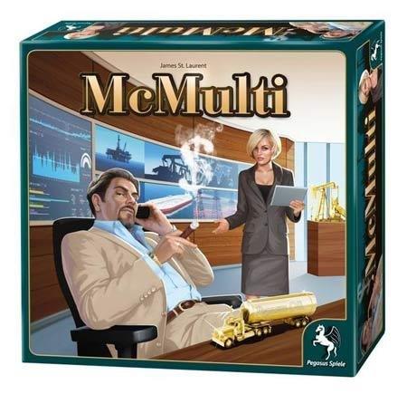 [Spiele-Offensive] McMulti | 42% Ersparnis | Brettspiel | Gesellschaftsspiel