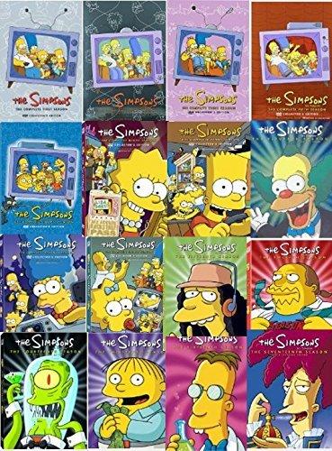 [Lokal Saturn Dortmund] Simpsons Staffel 1 bis 17 + Staffel 20