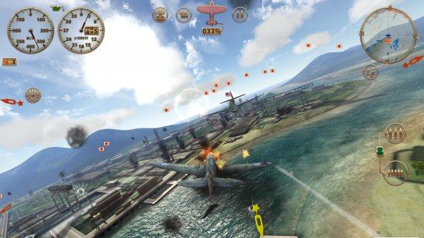 Sky Gamblers: Storm Raiders - Google Play Spiel der Woche