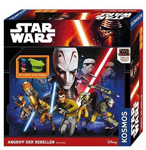 [Amazon Plusprodukt] KOSMOS Star Wars 697624 Rebels - Angriff der Rebellen für 3,65€ statt 12€ + weitere Artikel im Überblick