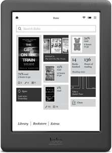 Kobo Glo HD @Saturn