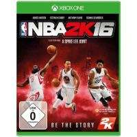 NBA 2K16 (Xbox One / Playstation 4) ab 26,99€ bei Redcoon.de