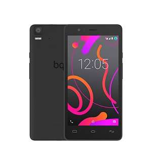 [Amazon] BQ Aquaris E5s LTE + Dual-SIM (5'' HD IPS, Snapdragon 412 Quadcore, 2GB RAM, 16GB intern, 13MP + 5MP Kamera, 2850 mAh, kein Hybrid-Slot, Android 5.1) für 139€