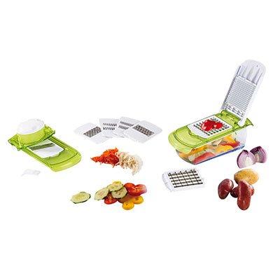 Amazon: Kitchen Artist MEN216 Gemüsehobel und Gemüseschneider 5,98€ (Plus-Produkt)