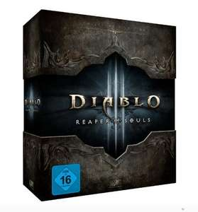 Diablo III: Reaper of Souls – Collector's Edition (Add-On) [PC] für 19€ bei Saturn.at