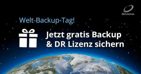 ActiveImage Protector 4 -Welt-Backup-Tag: Gratis Backup & Disaster Recovery Software