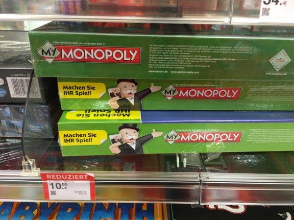 (Lokal) My Monopoly @ Müller Siegen