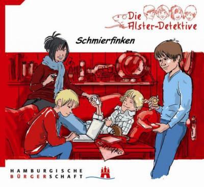 5 Hörspiele: Alster Detektive - umsonst als Download oder zugeschickt auf CD