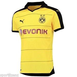 [Ebay] Heimtrikot Borussia Dortmund BVB Saison 2015/16 Größe S und weitere