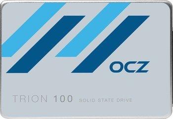 OCZ TRION100 interne SSD 480GB (6,6 cm (2,5 Zoll), SATA lll) mit 3-Jahre ShieldPlus Garantie (silber) inkl. Vsk für ca. 112,63 € > [amazon.uk]