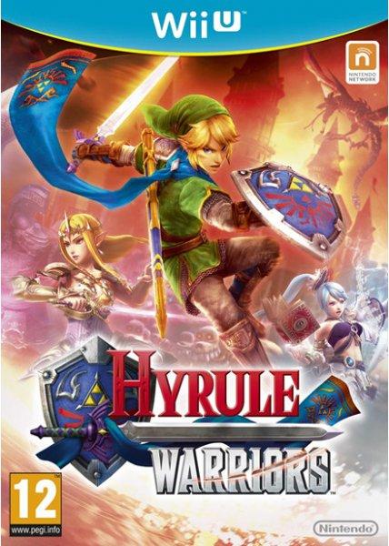 [base.com] The Legend Of Zelda: Hyrule Warriors [Wii U] für 28,43€ inkl. Versand