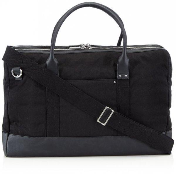 (WHD) Calvin Klein Jeans MIXMEDIA 2 BUSINESS BAG J5IJ500110 Herren Henkeltaschen