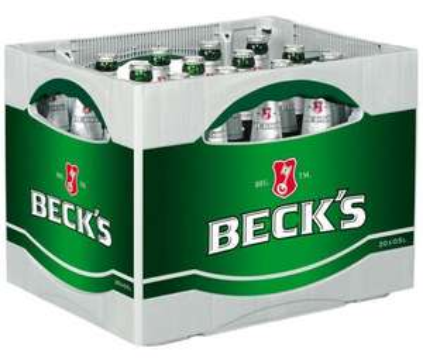LOKAL - Oldenburg / aktiv irma - ab 30.03.: 1 Kiste Beck's (0,5l oder 0,33l) für 9,99€; Lorenz Crunchips für 0,99€, ...