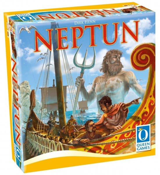 Wieder da Günstiger auf Amazon ! Queen Games 10050 - Neptun