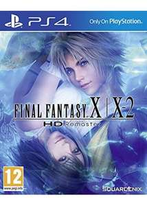[Base.com] Final Fantasy X/X-2 HD Remaster (PS4)
