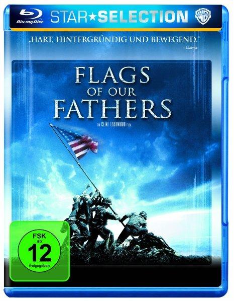 Flags of our Fathers Blu-ray für 4,46€ @Amazon.de mit Prime oder + 3€ Versandkosten bzw. ein Buch