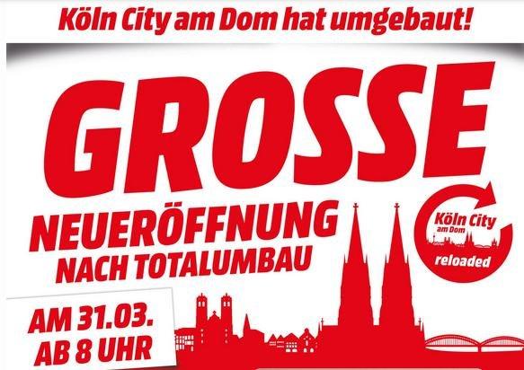 [Lokal Mediamarkt Köln City Sammeldeal] Sonos Play:1 für 189,- €, MacBook Air für 799,- € etc.