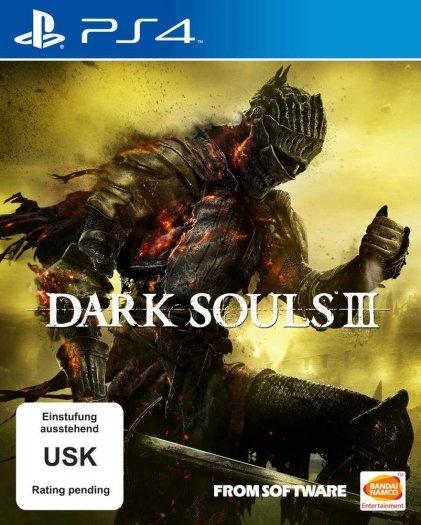 Dark Souls 3 PS4/XBONE Vorbestellung für 51,98 mit SMDV Gutschein