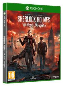 (Coolshop) Sherlock Holmes: The Devil's Daughter (Xbox One / PS4) für 42,95€